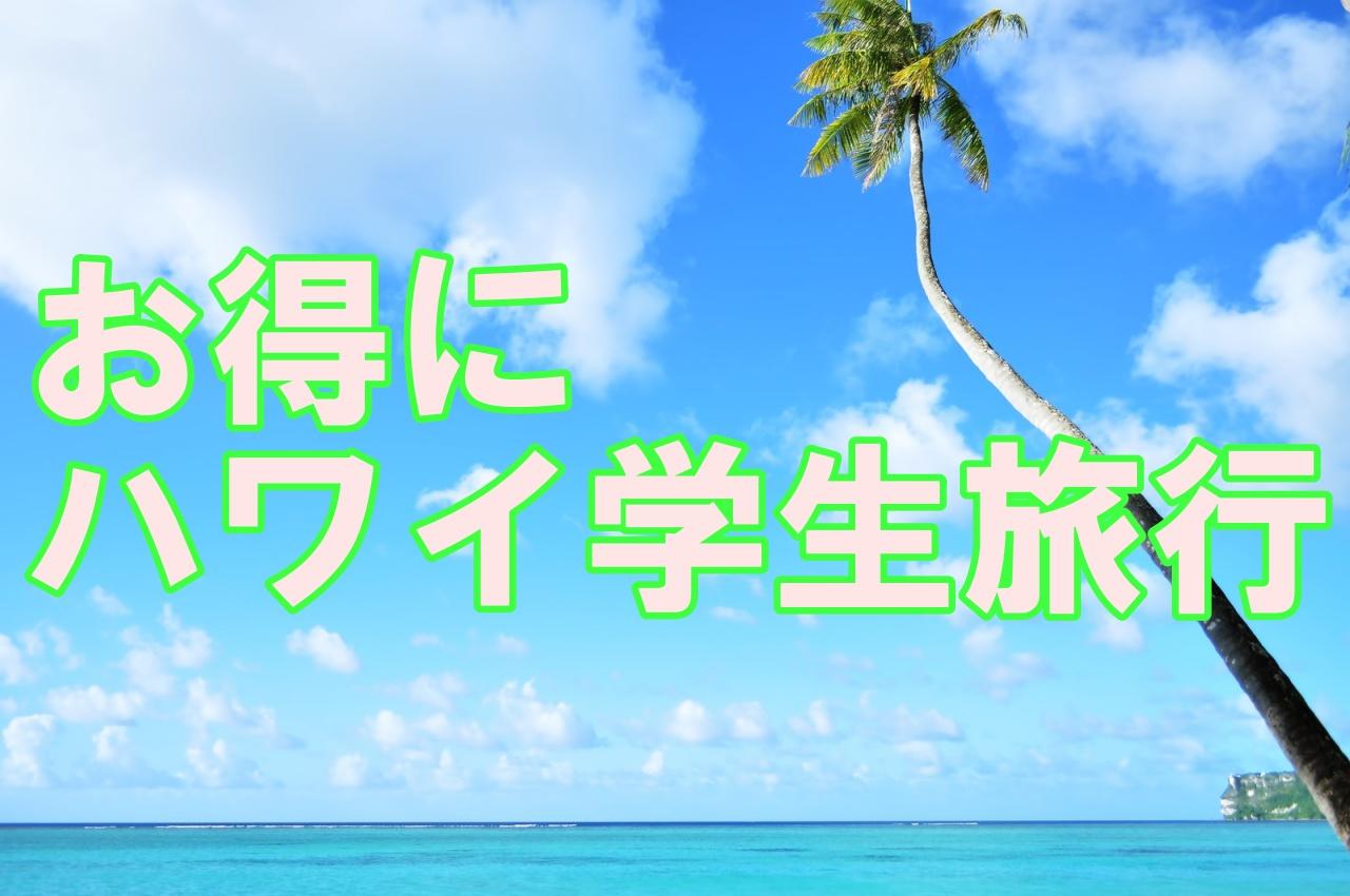 冬休み ハワイ 旅行